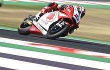 Hasil FP1 Moto2 Emilia Romagna 2020, Adik Valentino Rossi Ditikung, Pembalap Indonesia Andi Gilang Posisi Segini