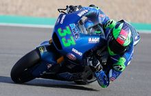 Hasil FP3 Moto2 Emilia Romagna 2020, Enea Bastianini Melesat, Pembalap Indonesia Andi Gilang Urutan Segini