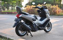 Bikin Geger, Modifikasi Yamaha NMAX Dua Silinder 310 cc, Suaranya Menggelegar Ala Moge