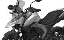Diam-diam Suzuki Siapkan Motor Bergaya Adveture, Tampang Gahar Dibekali Mesin 150 Cc