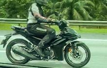 Tampang Lebih Sangar, Diam-diam Yamaha Lagi Uji Coba MX King Generasi Baru