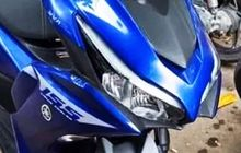 Bikin Bikers Penasaran, Beginikah Tampang Yamaha Aerox 155 Terbaru?