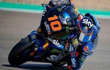 Hasil FP3 Moto2 Catalunya 2020, Adik Valentino Rossi Kena Tikung, Pembalap Indonesia Ada Di Posisi Segini