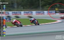 Kode Mapping 2 Mendadak Muncul di Motor Valentino Rossi, Maksudnya Apa Nih?
