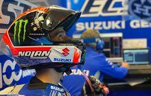 Bikin Terharu, Alex Rins Persembahkan Podium MotoGP Catalunya 2020 Buat Pembalap Ini