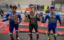 Hasil Klasemen Sementara MotoGP 2020, Fabio Quartararo Kembali Ke Puncak, Valentino Rossi di Posisi Segini