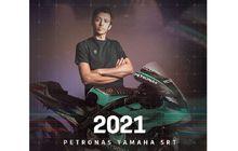 Blak-blakan Bos Yamaha Bongkar Isi Kontrak Valentino Rossi dan Petronas Yamaha SRT