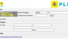 Bagi-bagi Token Listrik Gratis dari PLN Bulan Oktober 2020, Langsung Login www.pln.co.id atau Lewat WhatsApp PLN