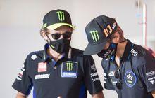 Valentino Rossi Larang Adiknya Naik ke MotoGP, Strategi Agar Luca Marini Berada di Tim Satelit Suzuki Miliknya?
