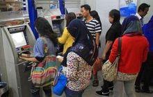 Awas ATM Penuh Sesak, Bantuan Rp 1,2 Juta Bakal Dikirim ke 15,7 Juta Orang Pada Awal November