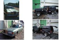 Harga Mulai Rp 13,8 Jutaan Lelang Mobil Sitaan Bea Cukai dari Rolls Royce Sampai Jeep Cherokee, Buruan Sikat Bro