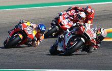 Ada Apa Nih? Takaaki Nakagami Ngebet Banget Kepingin Lihat Data Milik Alex Marquez di MotoGP Aragon 2020