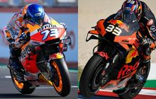 Sisa 4 Ronde MotoGP 2020, Siapa Rookie of The Year? Alex Marquez atau Brad Binder?
