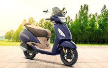 Wuih TVS Pamer Motor Matic Pesaing Vespa, Fiturnya Lengkap Harganya Cuma Segini