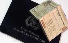 Waspada Gak Bayar Pajak 2 Tahun Motor Jadi Bodong, STNK Diblokir Registrasi dan Identifikasi Kendaraan Dihapus