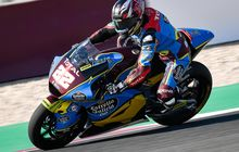 Hasil FP3 Moto2 Teruel 2020, Sam Lowes Makin Menggila Adik Valentino Rossi dan Pembalap Indonesia Finish Urutan Buncit?