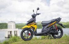 Wow Motor Baru Saingan Honda BeAT Resmi Meluncur, Tampang Macho Fitur Komplit Harganya Murah!