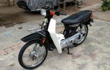 Beda Nasib dengan Yamaha RX King, Motor Bebek 2-tak Legendaris Suzuki Bravo Cuma Dijual Segini
