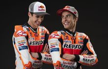 Abang Panutan, Nasihat Marc Marquez Buat Adiknya Yang Crash di MotoGP Teruel 2020