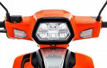 Harganya Mirip-mirip Honda BeAT, Motor Baru Ini Resmi Meluncur, Desain Antik Fiturnya Komplet