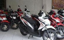 Murah Banget Motor Bekas Dijual Cuma Rp 3 Jutaan, ada Honda BeAT dan Masih Banyak Lagi Bro!