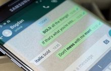 Mau Ubah Font WhatsApp dan Instagram Tanpa Aplikasi Gampang Banget, Begini Caranya Bro!