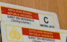 SIM Bikers Hilang? Horee Sekarang Urusnya Gak Usah Ikut Tes Lagi, Polisi Bilang Begini