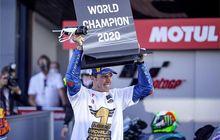 Hasil Klasemen Akhir MotoGP 2020, Murid Valentino Rossi Runner-up, Suzuki Gagal Raih Triple Crown