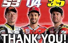 Sedih MotoGP 2020 Kelar, 3 Pembalap Ini Gak Akan Tampil di MotoGP 2021