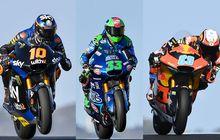 Ada 3 Pembalap Moto2 Naik Kelas Ke MotoGP, Cuma Satu Yang Gak Ganti Nomor Start