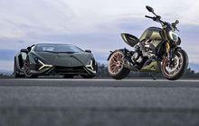 Kolaborasi Bareng Lamborghini, Ducati Luncurkan Diavel 1260, Unit Terbatas Harganya Cuma Segini