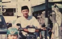 Kenang Zaman-zaman Susah, Ustadz Yusuf Mansur Terciduk Pernah Naik Honda Supra Jadul
