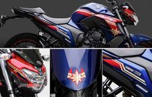 Rp 47 Jutaan! Motor Sport Baru Yamaha Edisi Avengers Meluncur, Mesin 250 cc Fiturnya Canggih Juga