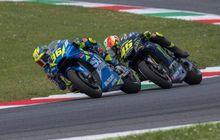 Waduh, Monster Energy Jadi Sponsor Suzuki di MotoGP Gara-gara Valentino Rossi Pindah ke Tim Satelit Yamaha?