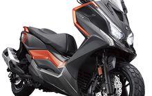 Satu Lagi! Motor Matic Bongsor Pesaing Pesaing Yamaha NMAX dan PCX, Pakai Tenologi Canggih Nih