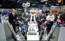 Honda Monkey Edisi Gundam Meluncur, Tampilannya Makin Keren Harganya Bikin Melongo