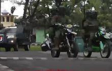 Mantul, Buru Kelompok Teroris Mujahidin Indonesia Timur (MIT) Pasukan Tontaikam Pakai Motor Trail Special Engine