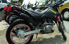 Mengenal Motor Trail Andalan Brimob Suzuki DR200S, Begini Speknya