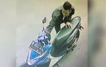 4 Honda BeAT Raib Digondol Maling Cuma 2 Hari, Begini Modus Pelaku