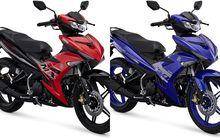Wuih Motor Yamaha MX King 150 Dapat Warna Baru, Segini Harganya