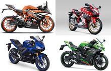 Daftar Harga Kawasaki Ninja 250 Dan Motor Sport Fairing 250 cc 2021