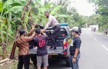 Kecelakaan Motor Pelajar Tabrak Petani Sampai Tewas di Gunungkidul
