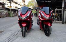 Ini Dia Detail Foto Honda PCX 160 2021, Boleh Juga Nih Brother!