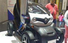 Mobil Ala Motor Muat 2 Orang Gak Kehujanan Sudah Dijual di Indonesia Buruan Bayar