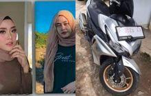 Wanita Bersama Motor Yamaha Aerox Hilang Sejak Kemarin, Yuk Bantu Temukan