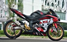 Makin Keren Honda CBR250RR Full Part Racing Boy alias RCB