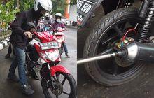 Video Uji Emisi Motor di Jakarta, Mesin Standar Tidak Jaminan Lolos