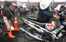 Prosedur Uji Emisi Motor Gratis di Jakarta, Simak Triknya Biar Lolos