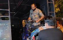 Balap Liar di Sore Hari, Polisi Amankan 19 Motor Dengan Knalpot Brong