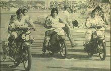 Nostalgia, 4 Pembalap Wanita Penakluk Underbone 2-Tak Tahun '90-an